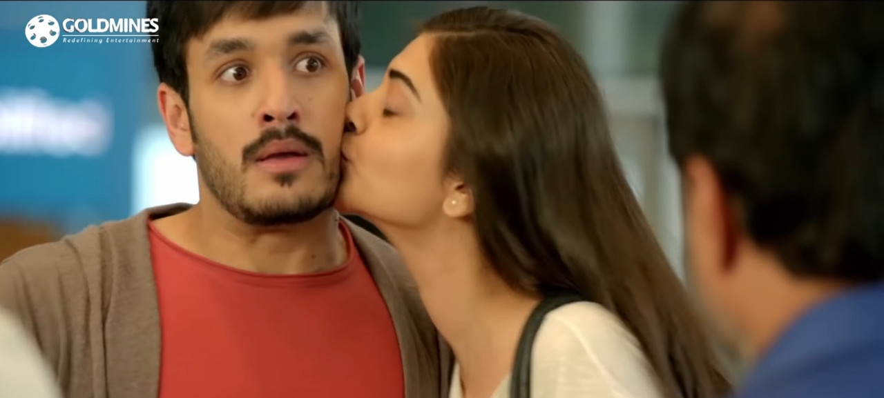 Mr. Majnu Movie Screenshot