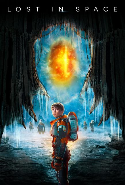 Lost in Space Season 2 TV Poster