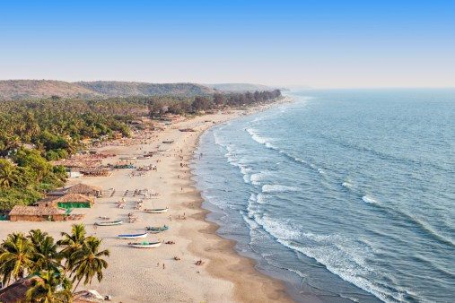 Arambol Beach, North Goa: How To Reach, Best Time & Tips