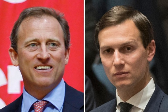 Joshua linked with Jared Kushner
