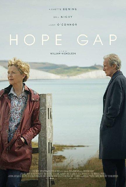 Hope Gap 2020 Movie Poster