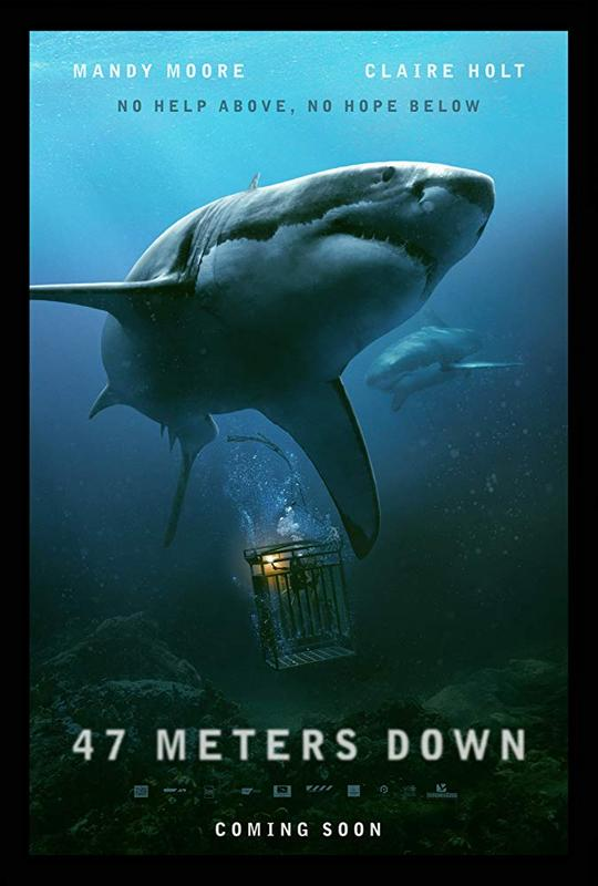 Review 47 Meters Down