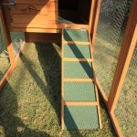 Large 8ft 2 5m Chicken Coop Hen Poultry Ark House Hutch Run Nest New 5060261323695 Ebay