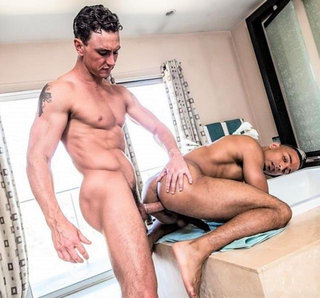 The Morning After: Cade Maddox, Zario Travezz (Noir Male)