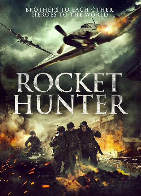 Rocket Hunter 2020 Movie Poster