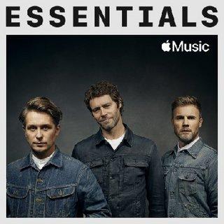 Take That – Essentials (2020).
