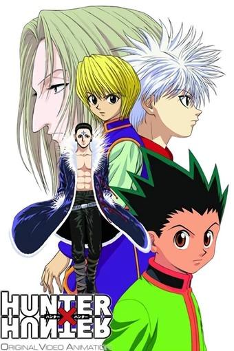 Hunter x Hunter OVA - 2002 - OVA 8/8 (DVDRip Latino)(Varios) 1