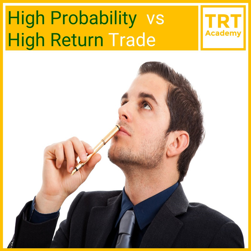 Yes! Send Me the Video – High Probability vs High Return Trade
