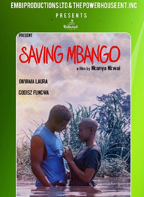 Saving Mbango 2020 Movie Poster