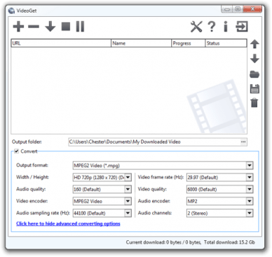 VideoGet YouTube Downloader 7.0.5.100 (64-bit)