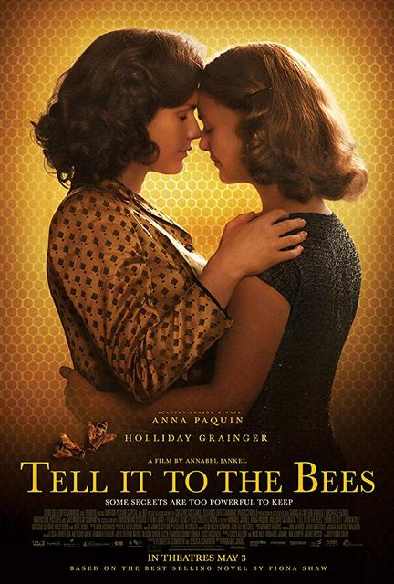 Tell It to the Bees 2019 Movie Poster