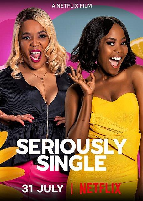 Seriously Single 2020 Movie Poster