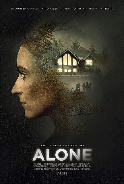 Alone 2020 Movie Poster