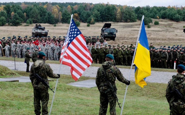 Amerikai-ukrán hadgyakorlat