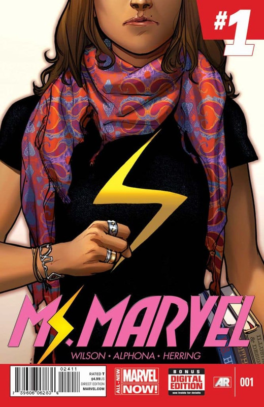 Ms Marvel Volumen 3 [19/19] Español | Mega
