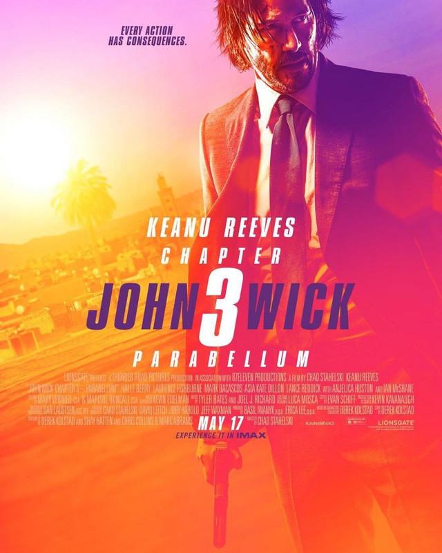 Review John Wick 3