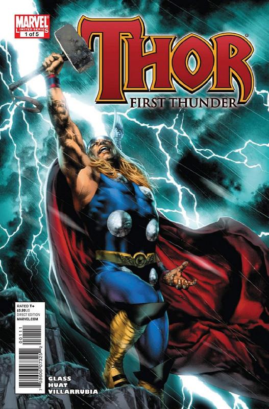 Thor First Thunder [5/5] Español   Mega