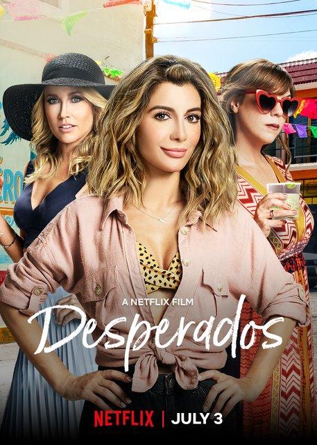 Desperados 2020 Movie Poster