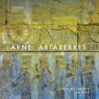 The Mozartists & Ian Page - Arne: Artaxerxes (2021) [Official Digital Download 24bit/192kHz]