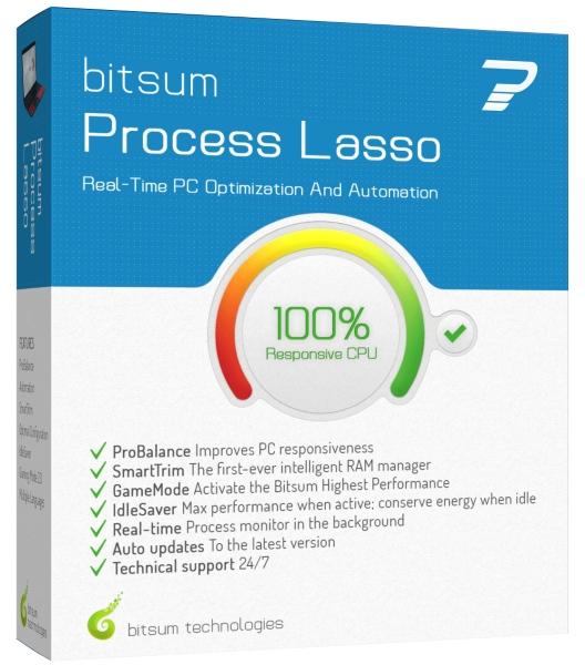 Bitsum Process Lasso Pro 10.0.0.125 Beta Multilingual