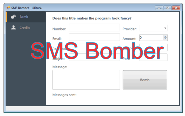SMS Bomber For all over the world