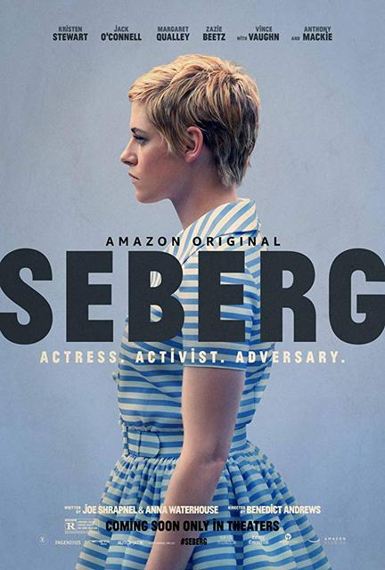 Seberg 2019 Movie Poster
