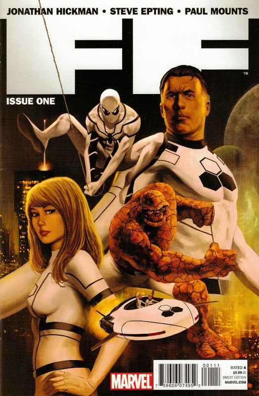 FF Volumen 1 (Future Foundation) [23/23] Esp.