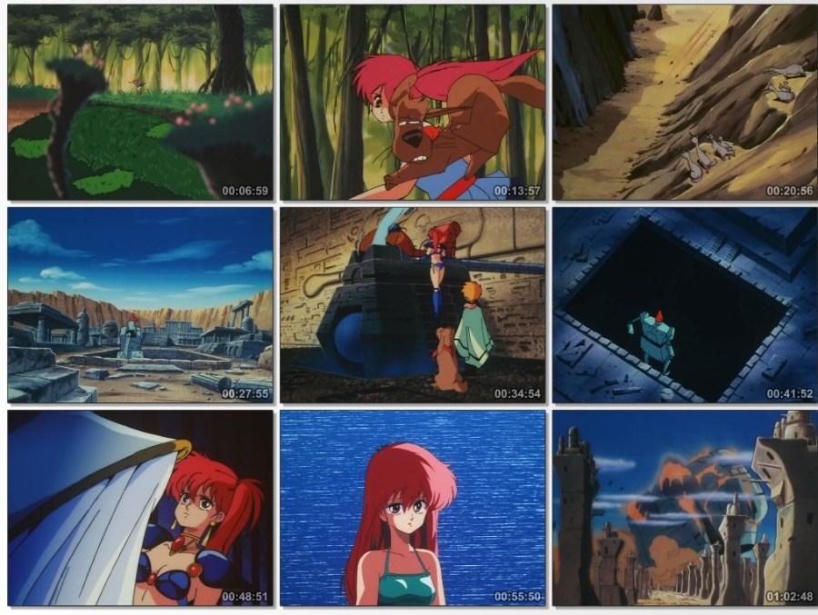 Leda:La fantástica aventura de Yohko [Jap. Lat.][MEGA] 5