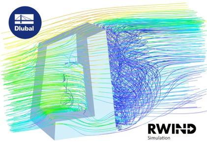 Dlubal RWIND Simulation Pro 1.25.0300