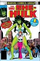 Savage She-Hulk Volumen 1 [25/25] Español | Mega