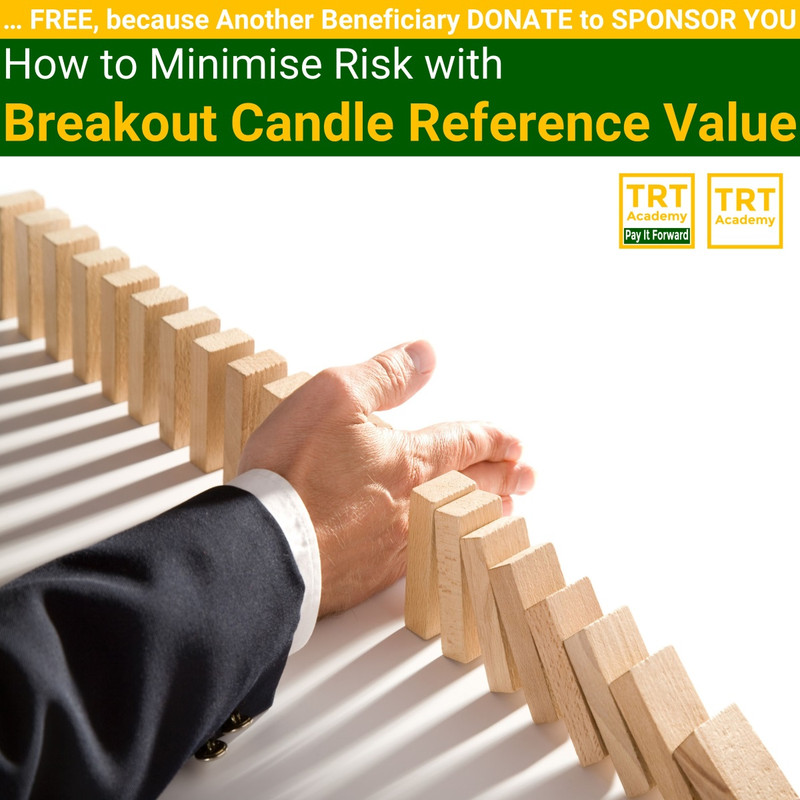 Yes! Send Me the Video – How to Minimise Risk with Breakout Candle Reference Value