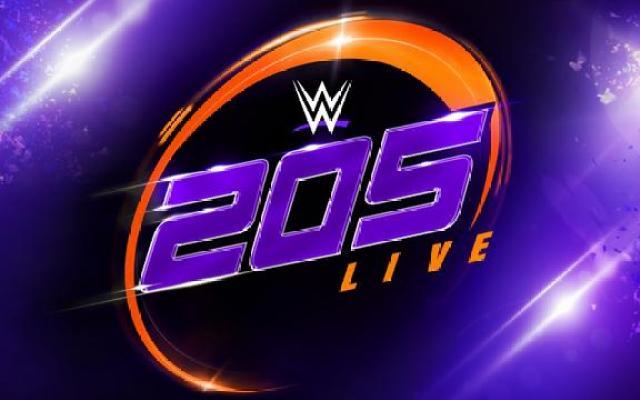 WWE 205