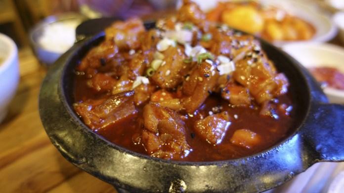 oiso spicy chicken grilled bbq