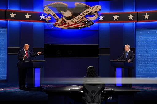 US Presidential Polls: अंतिम बहस में COVID-19 पर ट्रम्प और बिडेन की तीखी तकरार