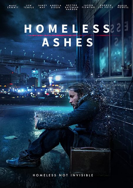 Homeless Ashes 2019 Movie Poster