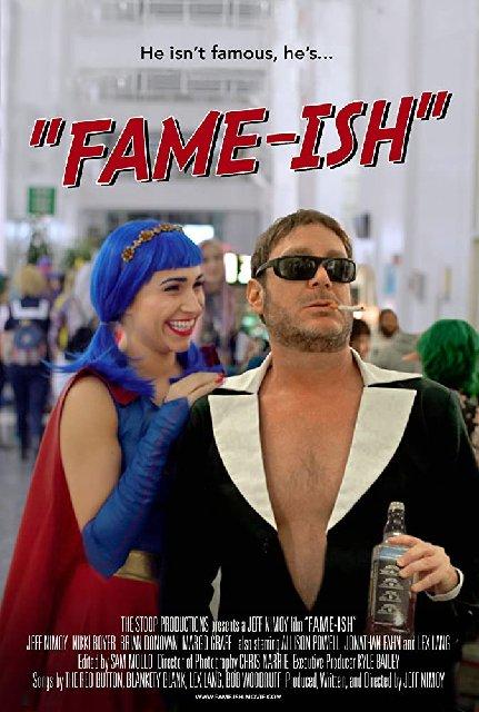 Fame-ish 2020 Movie Poster