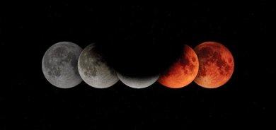 चंद्र ग्रहण समय और प्रभाव