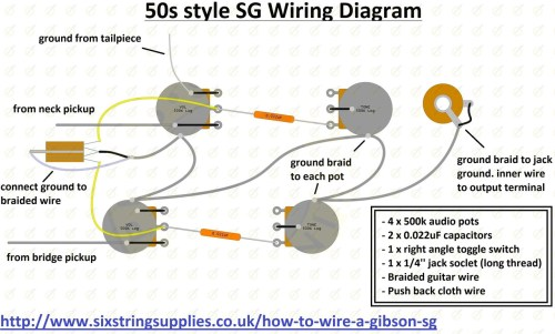 small resolution of six string supplies sg wiring diagram wiring diagram for gibson sg sg wiring diagram