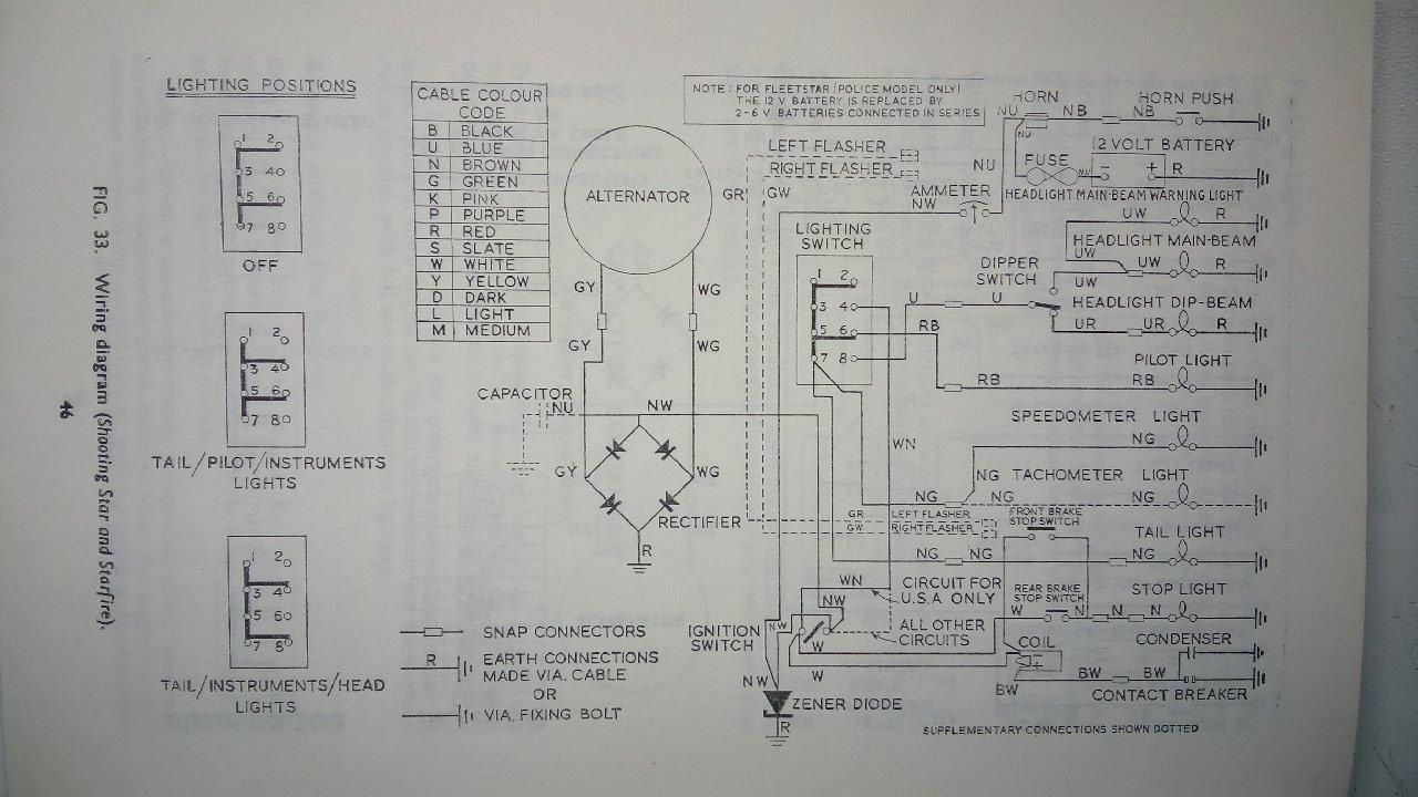 Alternatorcar Wiring Diagram Page 6