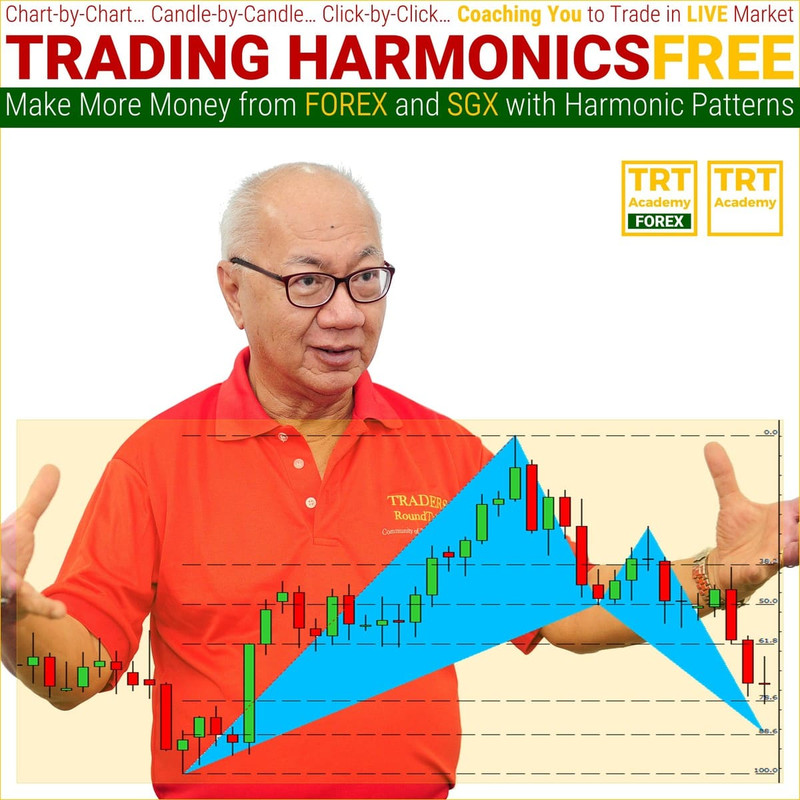 "Dr. FOO's Trading Harmonics ""LIVE"" FREE – for Forex & SGX Traders"