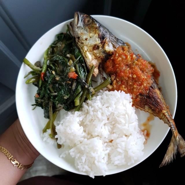 makanan nasi