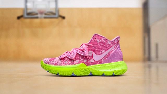 Nike X Kyrie Patrick