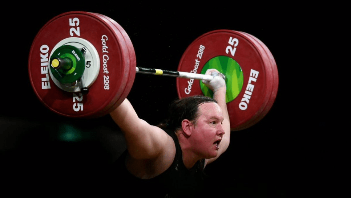 Girls's Rights Activists Name For Cease To Transgender Weightlifting: 'Defend Girls's Sport'
