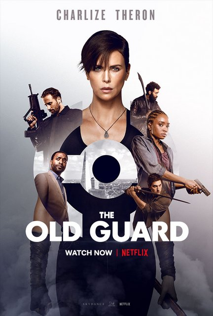 The Old Guard 2020 Movie Poster