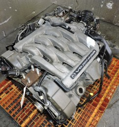 details about 1999 to 2001 mazda mpv 2 5l v6 engine automatic transmission swap 2 jdm gy [ 1067 x 800 Pixel ]