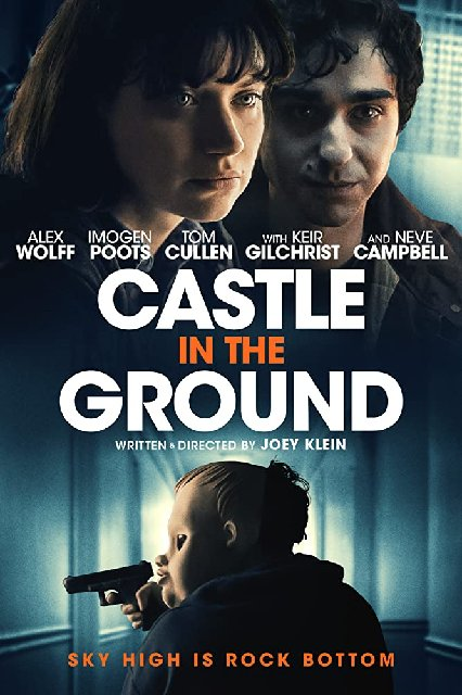 Castle In The Ground 2020 Movie Poster