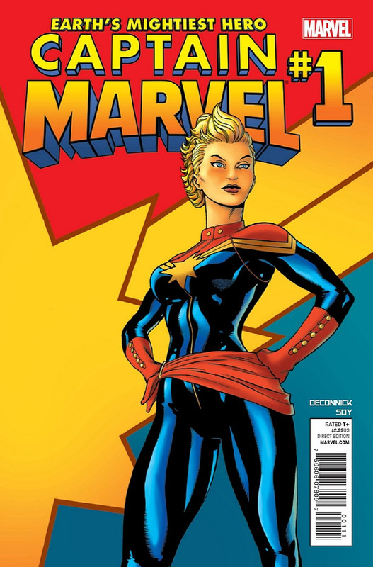 Captain Marvel Volumen 7 [17/17] Español
