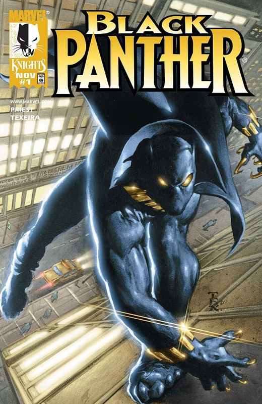 Black Panther Volumen 3 [62/62] Español | Mega