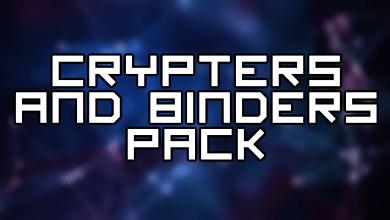 Crypters & Binders Pack