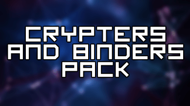 Crypters & Binders Pack